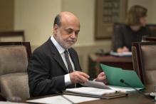 # 7 El presidente estadounidense de la Reserva Federal, Ben Bernanke. EFE/Jim Lo Scalzo.