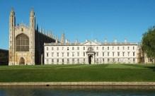 2. University of Cambridge World ranking: 7 World ranking 2012/13: 7