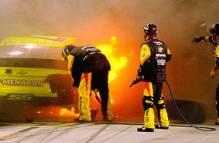 NASCAR-Paul-Menard-Car-Explodes