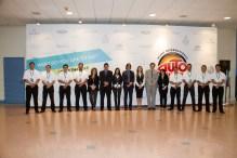 El equipo de Prestige Auto, presente en el Miami International Auto Show.