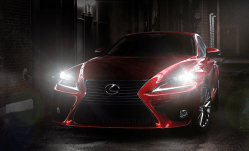 Lexus IS 250,