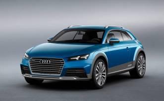 The Audi allroad
