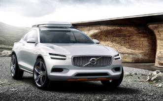 Volvo XC concept.