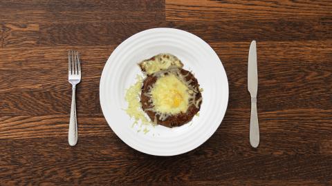 Бърза и ефектна рецепта с кайма, когато трябва да сготвите нещо вкусно набързо