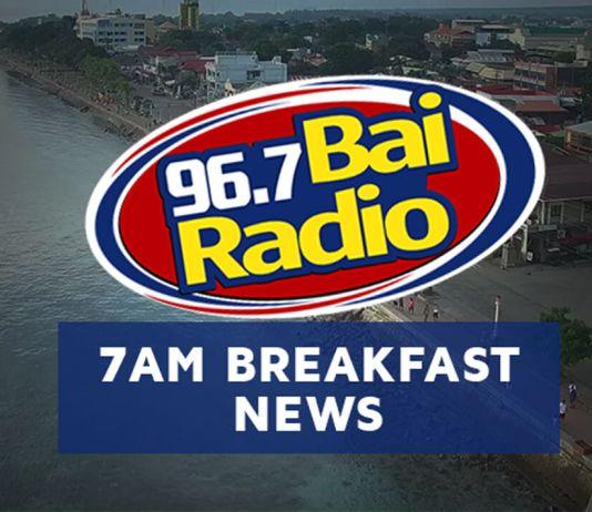 7am breakfast news