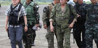 Duterte will not declare Martial Law