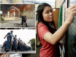 new teachers, cops, firemen