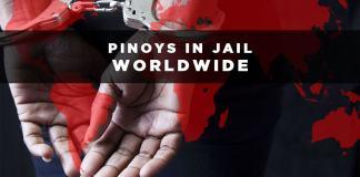 pinoys in jail worldwide