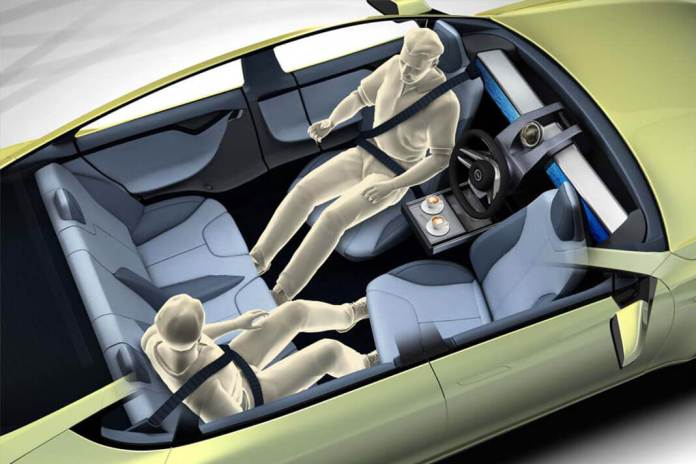 Driverless Electric Cars Technology