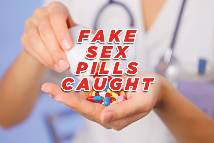 fake sex pills