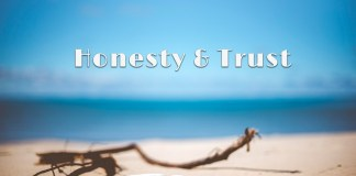 Honesty and Trust