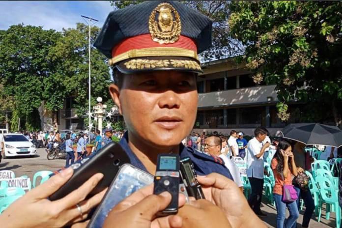 Police Chief Jonathan Pineda