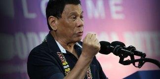 Duterte Orders Arrest Makers of Fake Drugs