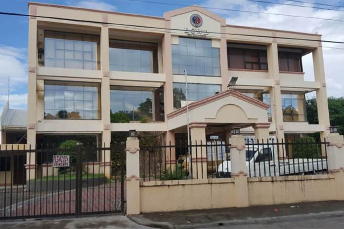 Dumaguete City Water District Administration Building