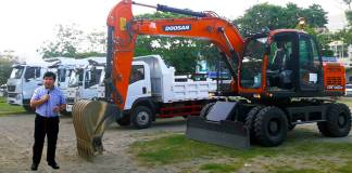 new heavy equipment