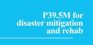 Disaster Mitigation Budget