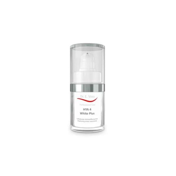 Hialurunski gel za posvetlitev kože