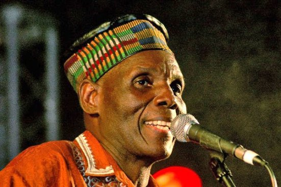 Quiz-Oliver Mtukudzi, 'A prolific Recording Artist'. Image from http://nehandaradio.com (Learn English With Africa)