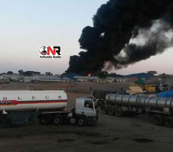 drc trucks fire 3