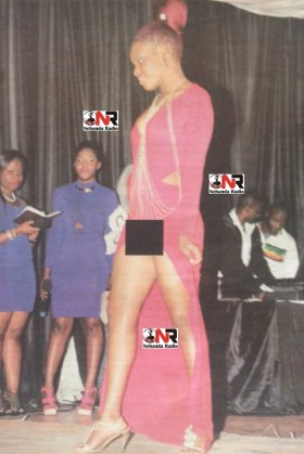 STUDENT IN COURT FOR MODELING WITHOUT UNDERWEAR   Face Of