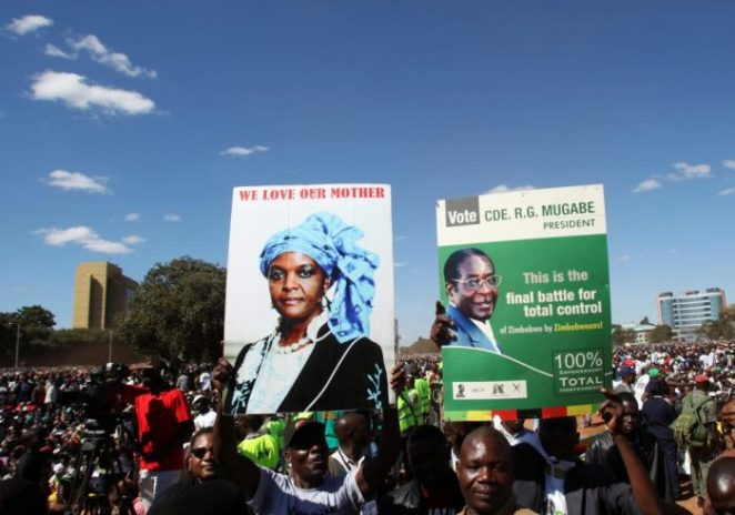 Image result for zanu pf march