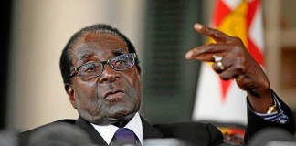 President Robert Mugabe has been in power for 36 uninterrupted years