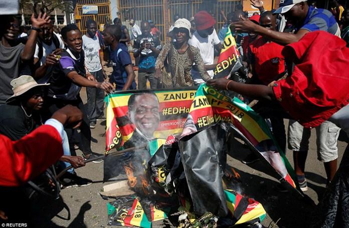 Mnangagwa regime begins arresting opposition activists ahead of July 31 demo