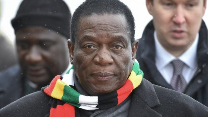MDC youths label Mnangagwa a security threat…. urge army to intervene