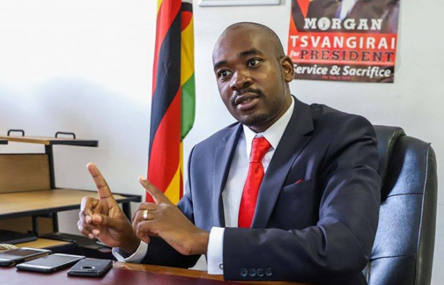 Chamisa in fresh ConCourt appeal