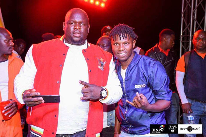 DJ Fantan and Levels (Picture by TinPo Media)
