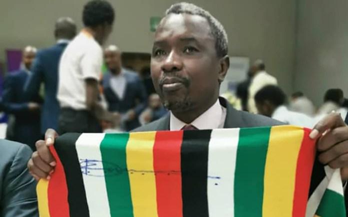 Sakunda boss Kudakwashe Tagwirei is a top ally of President Emmerson Mnangagwa