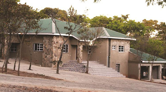 The Glen Lorne, Harare, property facing State forfeiture