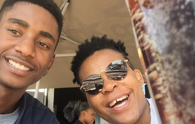 The reality TV star is on cloud nine after finding love in the arms of her new Ben 10, Vusi Buthelezi, who made his big debut on Zodwa's Instagram feed