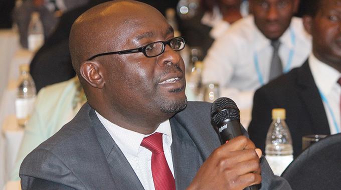RBZ Director Financial Markets, National Payment Systems Mr Josephat Mutepfa