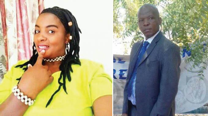 Telia Zilawe and Masauso Phiri