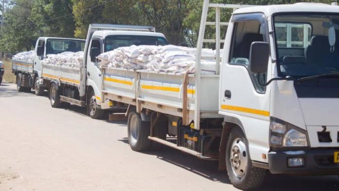 """Harare South MP and President Emmerson Mnangagwa's son Tongai Mnangagwa has praised Prophet Uebert Angel for """"walking the talk"""" after his charitable foundation delivered three truckloads of mealie meal as part of his ongoing US$1 million coronavirus relief aid."""