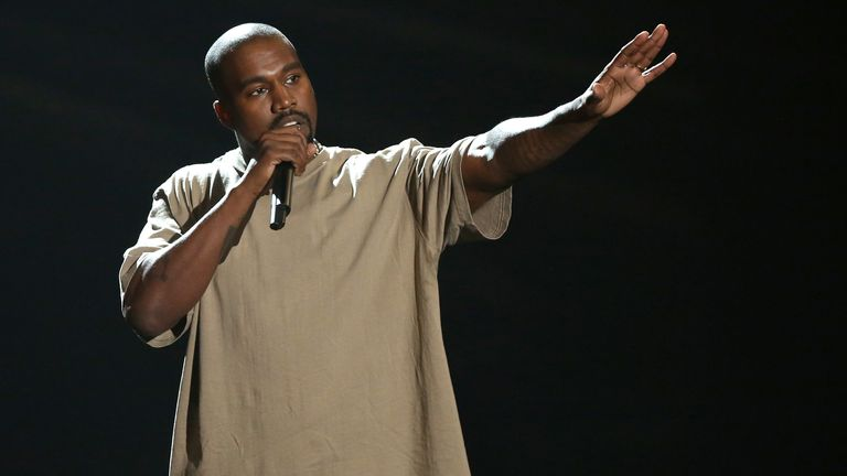 Kanye West becomes the richest black man in US history  Nehanda Radio