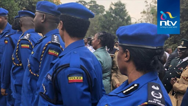 Kenya plans to ban romance between police officers – Nehanda Radio