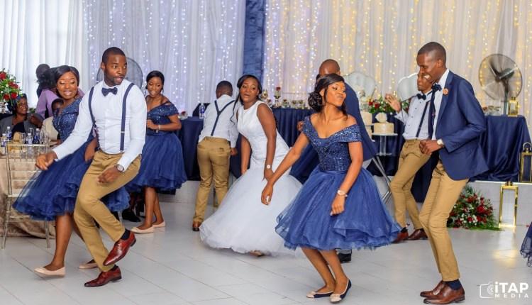 "Jah Prayzah – ""Dangerous"" Bridal Team Wedding Dance"