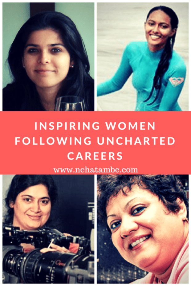 4 inspiring women from india following alternate careers