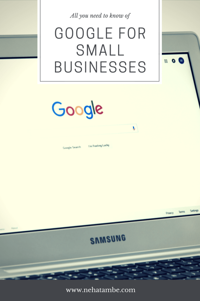 Tips to use google for small businesses