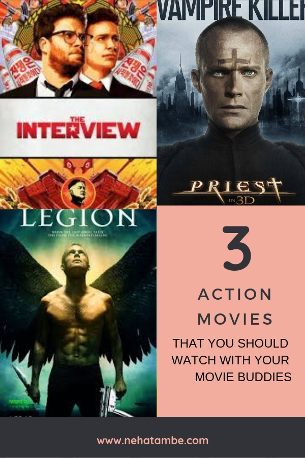 Movie Marathon of supernatural action movies that made our Sibling reunion a hit!