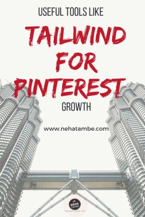 Useful tools like tailwind for Pinterest