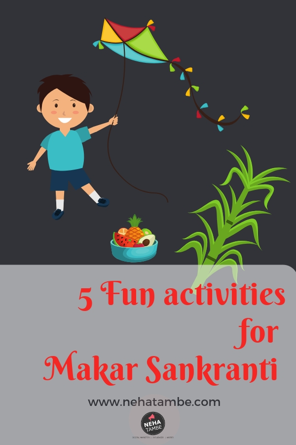 makar sankranti celebration with kids in Pune