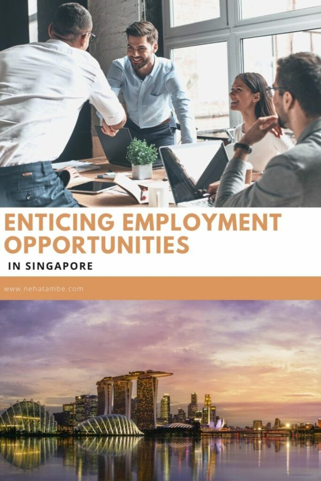 Employment Opportunities in Singapore