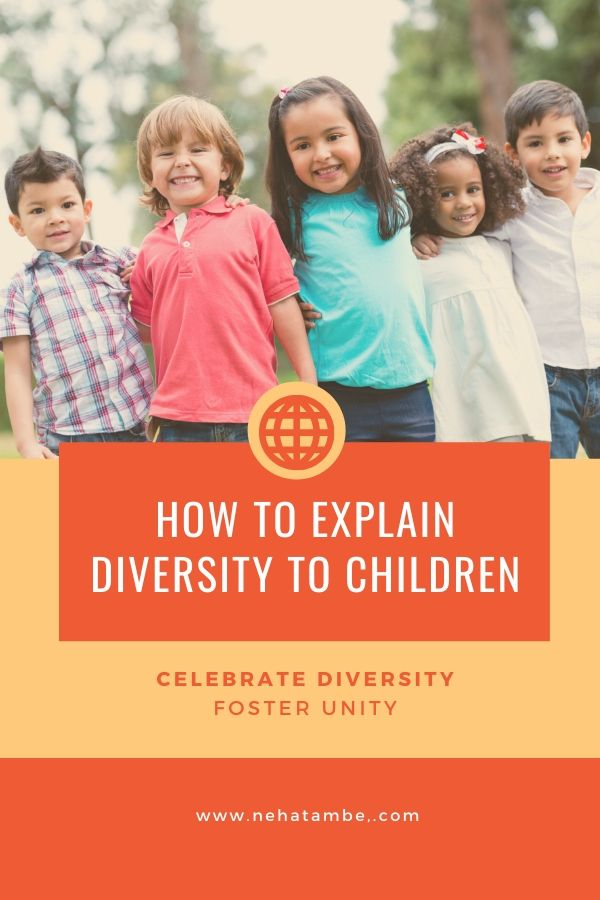 Explaining diversity to a child