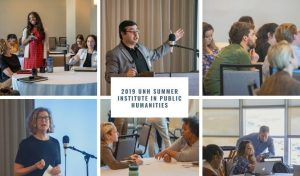 2019 UNH Summer Institute