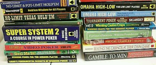 Gambling and Casino Books To Read