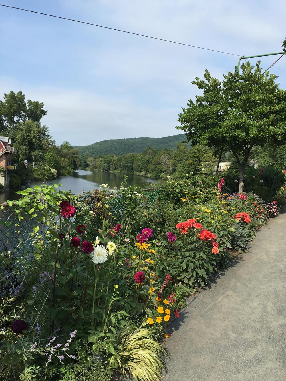 Bridge of Flowers, Shelbourne MA