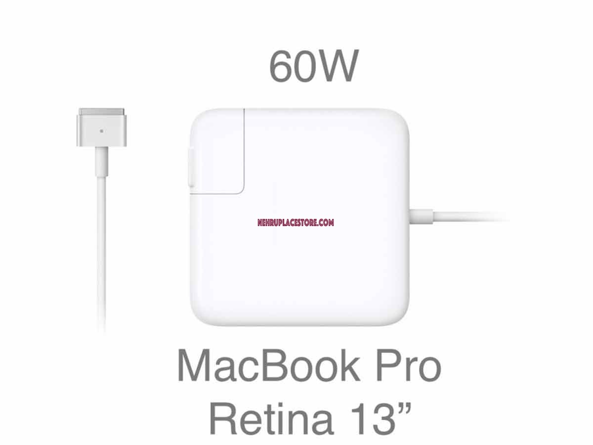 A 60w Magsafe 2 Power Adapter For Apple Macbook Pro